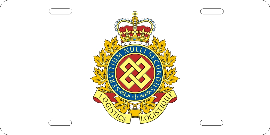 Canadian Army License Plates By Miller Concepts