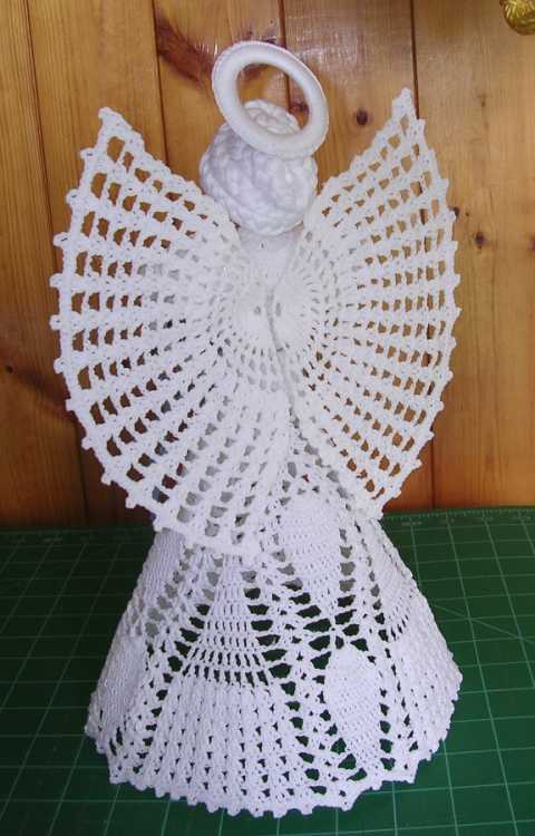 Crochet Angel : angel wings crochet pattern Car Tuning